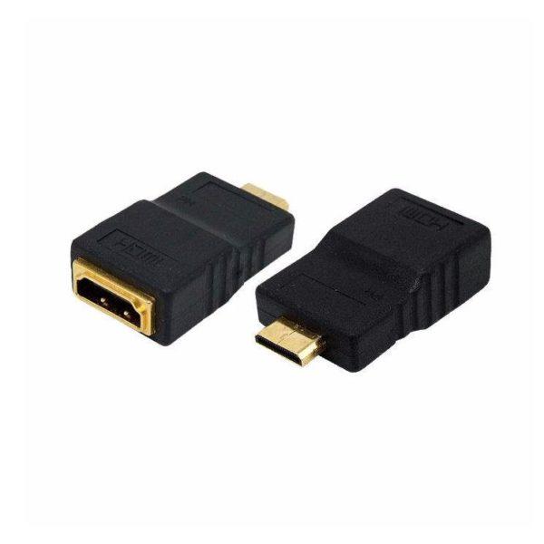 adapter-hdmi-f-to-mini-hdmi-m-logilink-ah0009