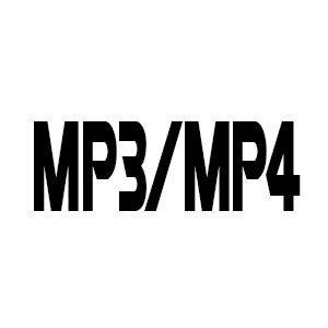 MP3/MP4